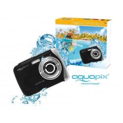 Easypix W1024 Splash Unterwasserkamera (Schwarz/Black)