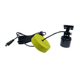 Détecteur de poisson portable Phiradar (FF278A Noir/Jaune)
