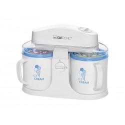 Machine à glace ICM 3650 Clatronic (Blanc)