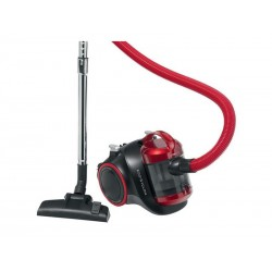 Aspirateur sans sac Clatronic BS 1304 (rouge/anthracite)