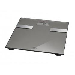 Pèse-personne analyse en verre 7en1 AEG PW 5644 FA titan