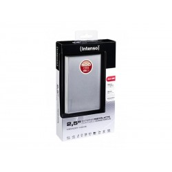 HDD 2.5 500 Go Intenso Memory Home USB 3.0 (Argenté)