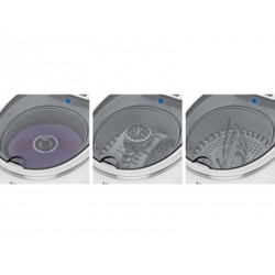 Appareil de nettoyage à ultrasons AEG USR 5659 - Blanc