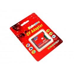 Adaptateur carte CF Extreme Type I pour SD/SDHC/SDXC (Blister)