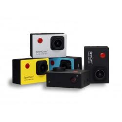 Caméra Action WiFi Reekin SportCam2 FullHD 1080P (Argenté)