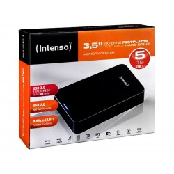 HDD 3.5 5To Intenso Memory Center USB 3.0 (Noir)