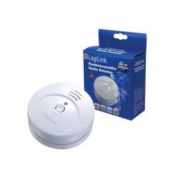 Détecteur de fumée LogiLink (SC0001A) - Blanc