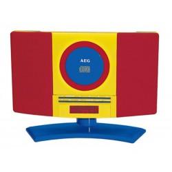 Centre musical AEG MC 4464 CD/MP3 Kids Line