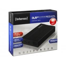 Disque dur externe 3.5 2TB USB 3.0 Memory Box Intenso (noir)