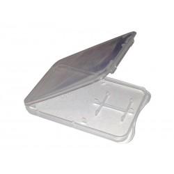 Boitier pour carte mémoire SLIM (microSD + SD)