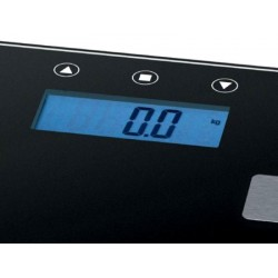 Pèse-personne analyse en verre 7en1 AEG PW 5644 FA noir