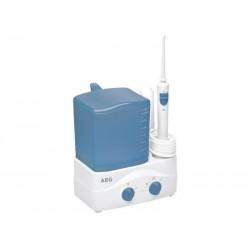 Appareil nettoyage bucco dentaire AEG MD 5613 blanc-bleu