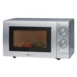 Micro-ondes avec grill Clatronic MWG 786 20L 700w/900W (argent)