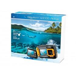Caméra numérique SELFIES SOUS-MARIN Easypix AQUAPIX W1400 (Orange)