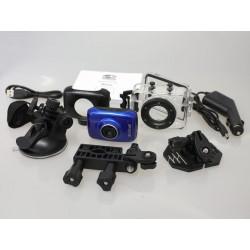 Caméra SportCam Action Reekin (Argent)