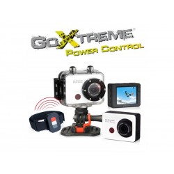 Caméscope Action Easypix GoXtreme Power Control FULL HD Blanc