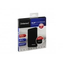 Disque dur externe Intenso 2.5 Memory Blade 500GO USB 3.0 ULTRA SLIM (Noir)