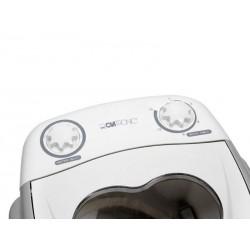 Mini machine à laver Clatronic MWA 3540 (Blanc 135W)