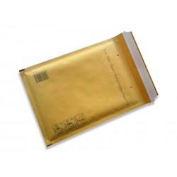 Pack F MARRON - 100 x Enveloppes à bulles 240x350mm