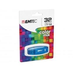 Clé USB 32GB EMTEC C410 (Bleu) USB 2.0