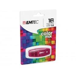 Clé USB 16GB EMTEC C410 (Rouge) USB 2.0