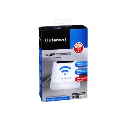 Disque dur WI-FI Intenso 2.5 Memory 2 Move 500Go USB 3.0 (Blanc)