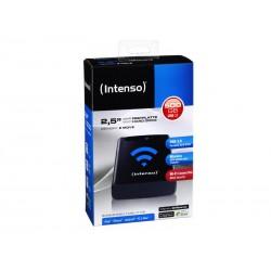 Disque dur WI-FI Intenso 2.5 Memory 2 Move 500Go USB 3.0 (Noir)