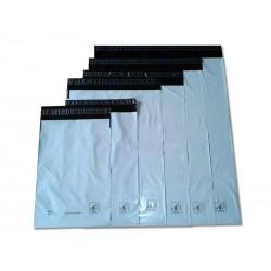 Pack de 100 enveloppes plastiques FB05 - 350 x 450mm
