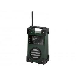 Radio de chantier BR 836 Clatronic - Vert