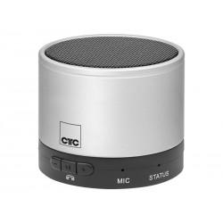 Haut-parleur Bluetooth CTC BSS 7006 - Argenté