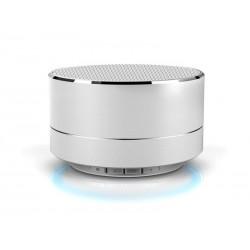 Haut-parleur Music Bluetooth (Argenté)
