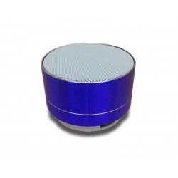 Haut-parleur Music Bluetooth (Bleu)