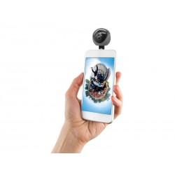 Caméra action panoramique Easypix GoXtreme Omni 360°