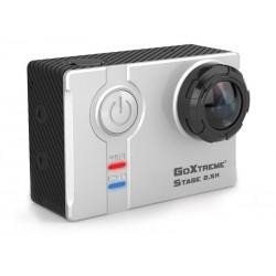 Caméra action Easypix GoXtreme Stage 2.5K - Argentée