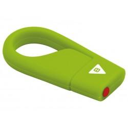 Clé USB 8Go EMTEC HANG D200 (Vert)