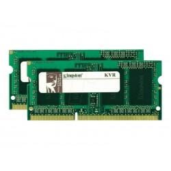 Barette mémoire Kingston ValueRAM SO-DDR3 1600MHz 16Go (2x 8Go) KVR16S11K2/16