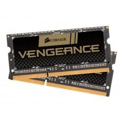 Barette mémoire Corsair Vengeance SO-DDR3 1600MHz 8Go (2x 4Go) CMSX8GX3M2A1600C9