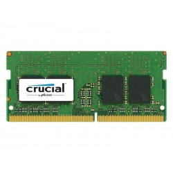 Barette mémoire Crucial SO-DDR4 2133MHz 4Go (1x4GB) CT4G4SFS8213