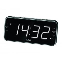 Radio réveil AEG MRC 4157 (noir)