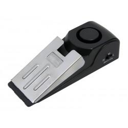 Stoppeur de porte avec alarme LogiLink (SC0208) - Noir