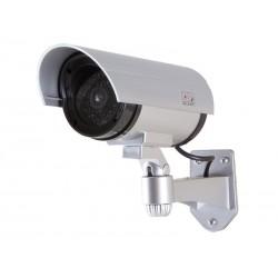 Caméra de surveillance factice LogiLink (SC0204) - Argenté