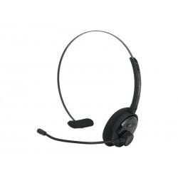 Casque LogiLink Bluetooth mono (BT0027) - Noir