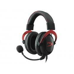 Casque Kingston HyperX Cloud II Pro Gaming (Rouge) KHX-HSCP-RD