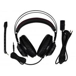 Casque Kingston HyperX Cloud Revolver Gaming Headset (Noir) HX-HSCR-BK/EM