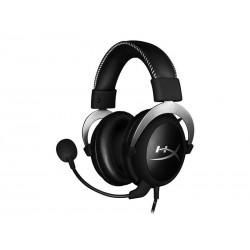 Casque Kingston HyperX CloudX Gaming Headset (Argenté) HX-HSCX-SR/EM