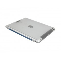Coque de protection SmartShell Cool Bananas pour iPad en silicone (Transparent)