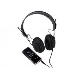 MP3 Lecteur vidéo 8Go Intenso SCOOTER + casque - Noir