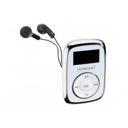Lecteur MP3 Intenso 8Go - Music Mover (Blanc)