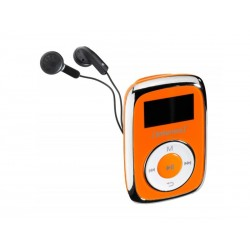 Lecteur MP3 Intenso 8Go - Music Mover (Orange)