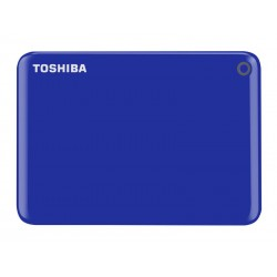 HDD externe Toshiba Canvio Connect II 1To Bleu HDTC810EL3AA